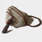 Naszyjnik sopel z kianitem (2)