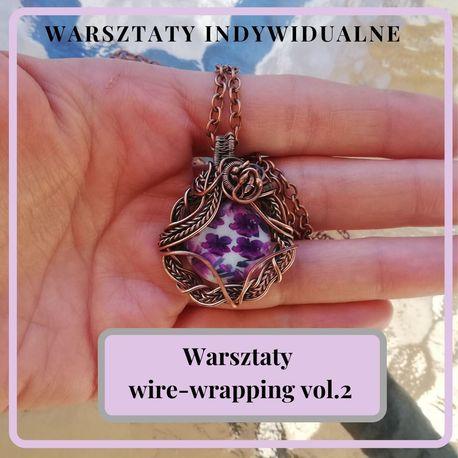 Warsztaty wire-wrapping vol.2 - indywidualny termin, godz.10:00-15:00 (Warszawa) (1)